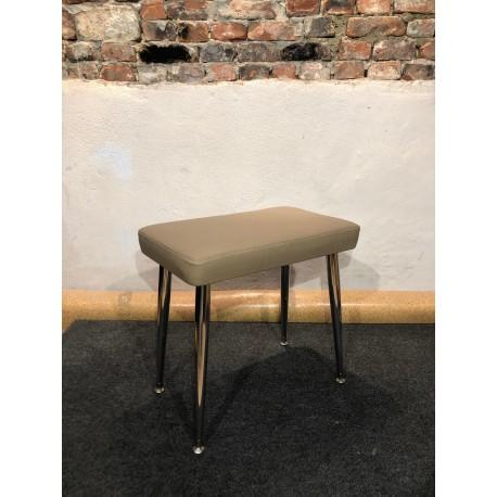 Genuine Leather Wurlitzer Stool / Bench