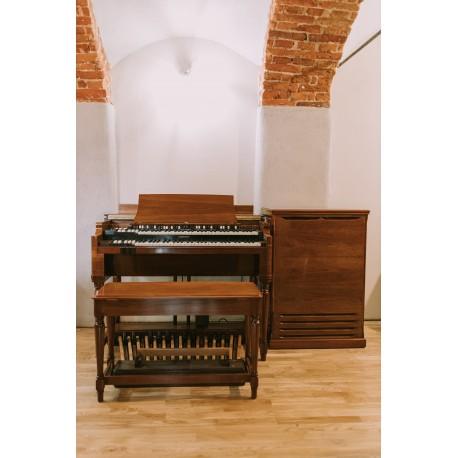 Hammond B2 / B3 - fully reconditioned _ Leslie Speaker