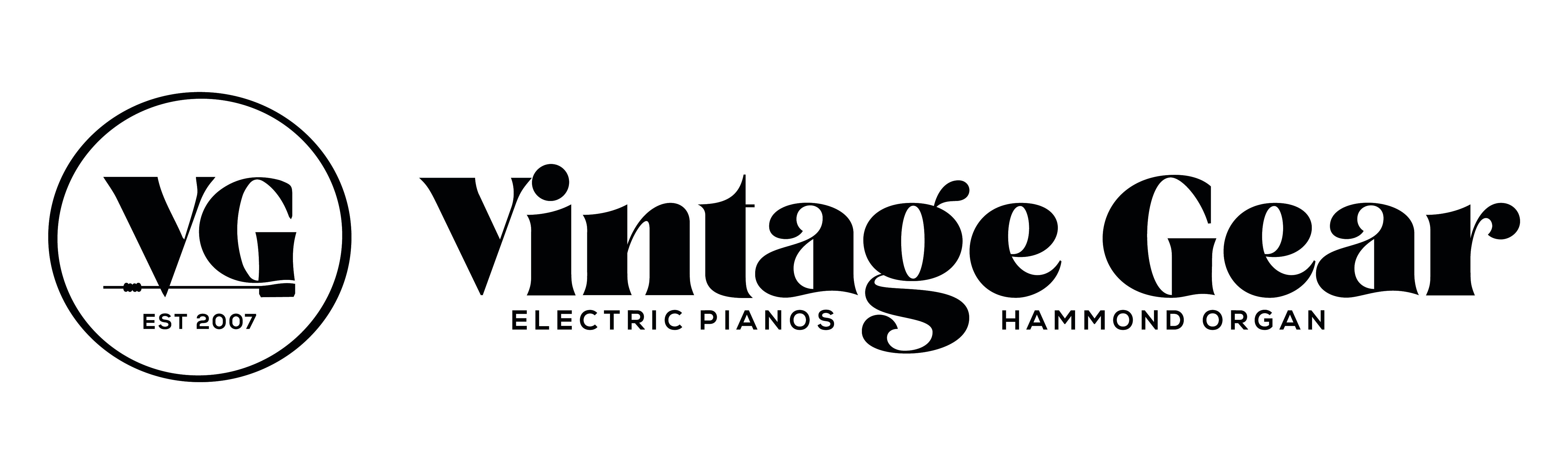 Vintage Gear - Fender Rhodes, Wurlitzer Piano Service,